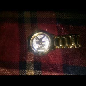 Michael Kors Gold Unisex Watch